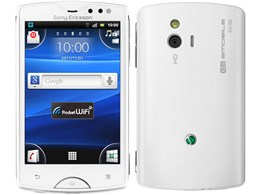 Sony Ericsson mini S51SE イー・モバイル [ホワイト]