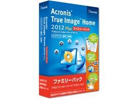 Acronis True Image Home 2012 Plus ファミリーパック(3ライセンス分)