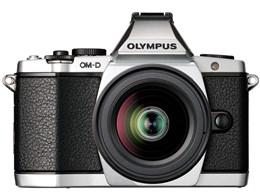 OLYMPUS OM-D E-M5 レンズキット [シルバー]