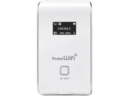Pocket WiFi LTE GL02P [ホワイト]