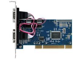 ポートを増やしタイ シリアル2ポートPCI接続インターフェイスカード CIF-S2PCI [RS232C]