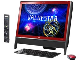 VALUESTAR N VN770/HS6R PC-VN770HS6R [クランベリーレッド]