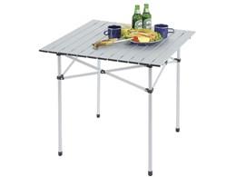 トラッド アルミロールテーブル S M-3765