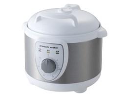 圧力式電気鍋 APC-T19/W [ホワイト]