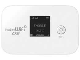 Pocket WiFi LTE GL04P [ホワイト]
