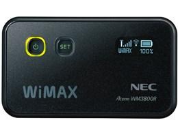 AtermWM3800R PA-WM3800R(AT)B [ブラック]