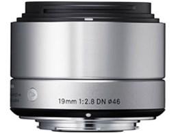 19mm F2.8 DN シルバー [マイクロフォーサーズ用]