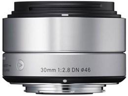 30mm F2.8 DN シルバー [マイクロフォーサーズ用]