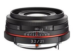 HD PENTAX-DA 21mmF3.2AL Limited [ブラック]