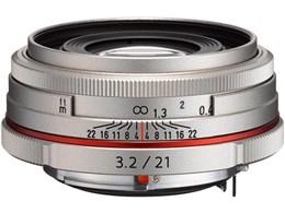 HD PENTAX-DA 21mmF3.2AL Limited [シルバー]