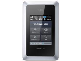 Wi-Fi WALKER WiMAX2+ HWD14 [ブライトシルバー]