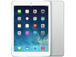 iPad Air Wi-Fiモデル 16GB MD788J/A [シルバー]