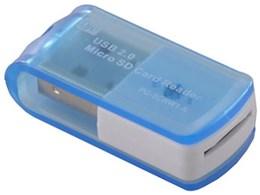 PC-SCRW1-A [USB 8in1 ブルー]
