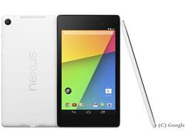 Nexus 7 Wi-Fiモデル 32GB ME571-WH32G ホワイト [2013]