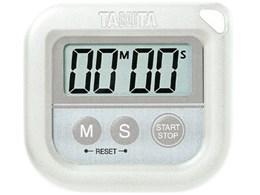 丸洗いタイマー 100分計 TD-376 ホワイト