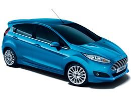 >フォード フィエスタ 2014年モデル