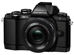 OLYMPUS OM-D E-M10 14-42mm EZ レンズキット [ブラック]