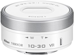 1 NIKKOR VR 10-30mm f/3.5-5.6 PD-ZOOM [ホワイト]