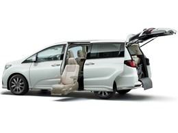 >ホンダ オデッセイ 福祉車両 2013年モデル