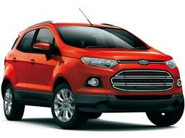 >フォード エコスポーツ 2014年モデル