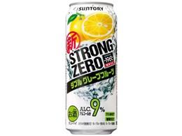 -196℃ ストロングゼロ ダブルグレープフルーツ 500ml ×24缶