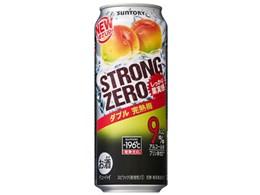 -196℃ ストロングゼロ ダブル完熟梅 500ml ×24缶