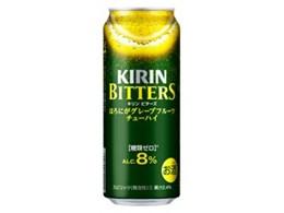 ビターズ ほろにがグレープフルーツ 500ml ×24缶