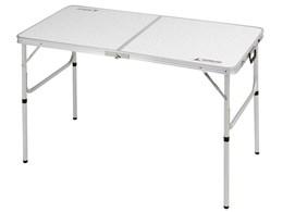 ラフォーレ アルミツーウェイテーブル(アジャスター付) M UC-510