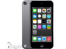 iPod touch MGG82J/A [16GB スペースグレイ]