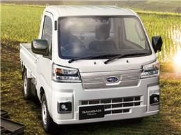 >スバル サンバー トラック 2014年モデル