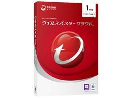 ウイルスバスター クラウド 3台 1年 2014年9月発売版