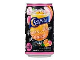 カクテルパートナー 桃とマンゴーとオレンジ 350ml ×24缶