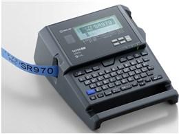 ラベルライター「テプラ」PRO SR970