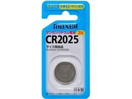 リチウムコイン電池 1個パック CR2025 1BS