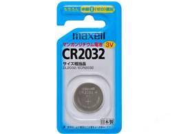 リチウムコイン電池 1個パック CR2032 1BS