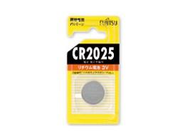 リチウムコイン電池 1個パック CR2025C(B)N