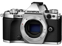 OLYMPUS OM-D E-M5 Mark II ボディ [シルバー]