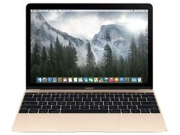 MacBook 1100/12 MK4M2J/A [ゴールド]