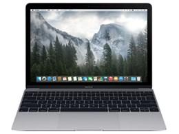 MacBook 1200/12 MJY42J/A [スペースグレイ]