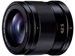 LUMIX G 42.5mm/F1.7 ASPH./POWER O.I.S. H-HS043-K [ブラック]