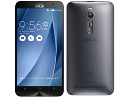 ZenFone 2 ZE551ML-GY64S4 SIMフリー [グレー]