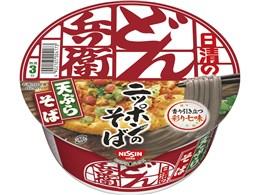 どん兵衛 天ぷらそば 100g ×12食 [西日本向け]