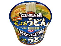 でかぶと庵 天ぷらうどん 107g ×12食
