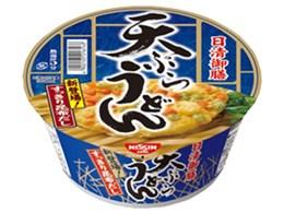日清御膳 天ぷらうどん 86g ×12食