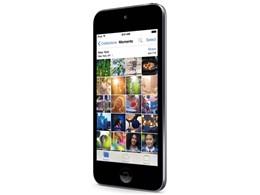 iPod touch MKH62J/A [16GB スペースグレイ]