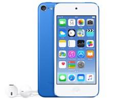 iPod touch MKHE2J/A [64GB ブルー]