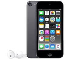 iPod touch MKWU2J/A [128GB スペースグレイ]