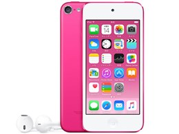 iPod touch MKWK2J/A [128GB  ピンク]