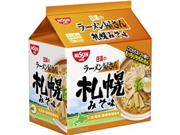 日清のラーメン屋さん 札幌みそ味 88g ×30食
