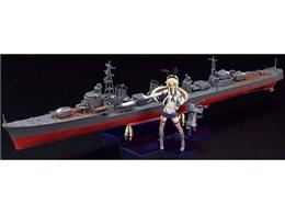 艦隊これくしょん -艦これ- PLAMAX KC-01 1/350 駆逐艦×1/20 艦娘 島風